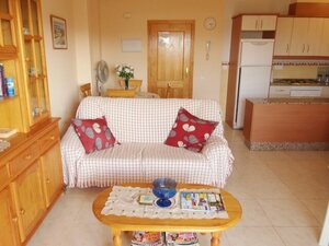 Apartamento en alquiler en Garrucha, Almeria
