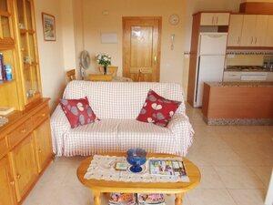 Appartement à louer en Garrucha, Almeria