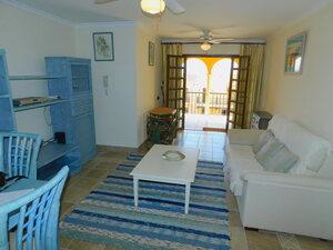 Apartment zur miete in Desert Springs, Almeria
