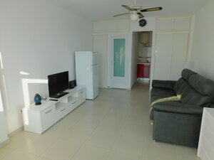 Apartamento en alquiler en Vera Playa, Almeria