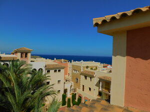 Apartment for rent in Villaricos, Almeria