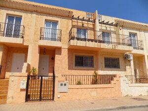 Duplex/Reihenhaus zur miete in Palomares, Almeria