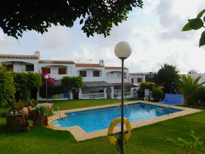 Duplex/Townhouse for rent in Mojacar Playa, Almeria