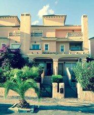 Duplex/Townhouse for rent in Valle del Este Golf, Almeria