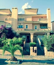 Duplex/Reihenhaus zur miete in Valle del Este Golf, Almeria