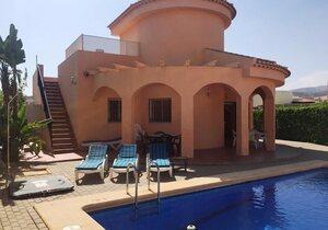 Villa te huur in Los Gallardos, Almeria