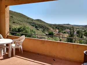 Apartment for rent in Valle del Este Golf, Almeria